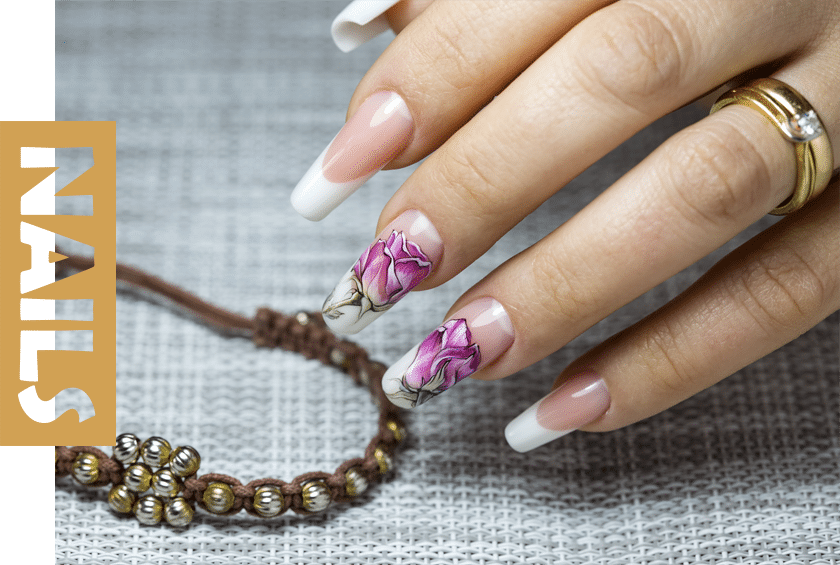 day healthy news nails